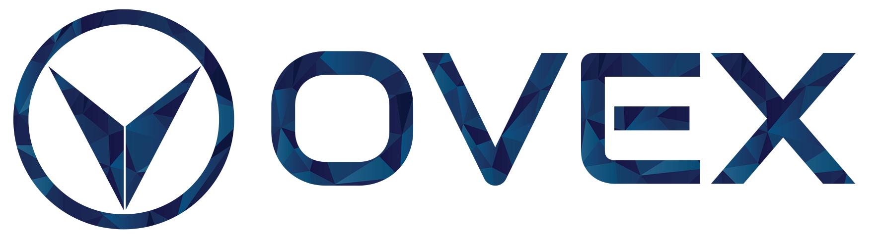 ovex logo